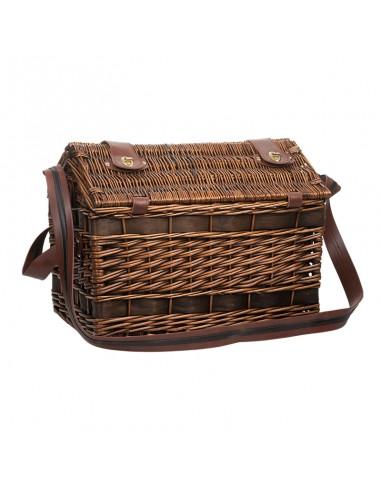Picknickmand Fabia + picknickkleed...
